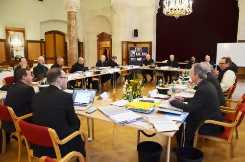 Frühjahrsvollversammlung der österreichischen Bischöfe vom 18. bis 21. März 2019 in Reichenau an der Rax (Foto: Kathpress/Wuthe)
