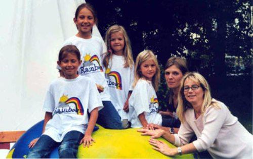 Rainbows - Gruppen bieten Kindern Hilfe in Trauersituationen nach Trennung oder Tod eines Elternteiles (© Foto: rainbows kärnten)