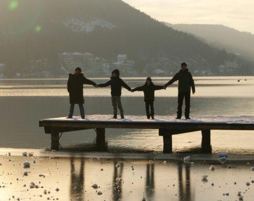 Politisch stehen Familien auf dünnem Eis (© Foto: Privat)