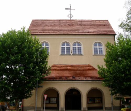 Kirche St. Josef - Siebenhügel (© Foto: Pfarre St. Josef)