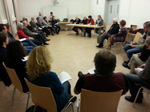 Vsakoletna razprava o kulturi spominjanja v Škofijski hiši v Celovcu (© Foto: zp)