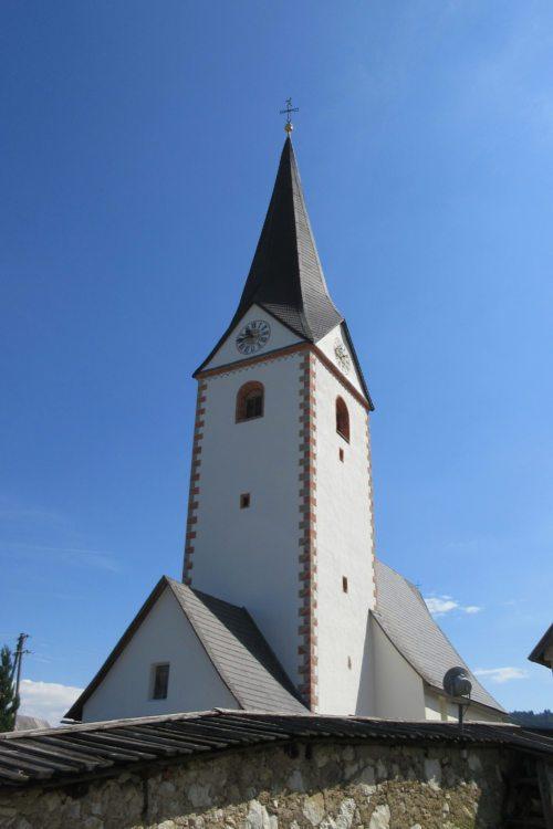 Pfarre St. Margareten im Ros.