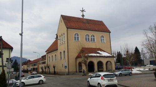 Pfarre St. Josef - Siebenhügel (© Foto: phs)