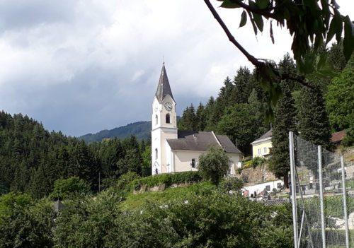 Pfarrkirche Ettendorf