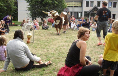Veselo počitniško druženje v Kančevcih (slika: zp)