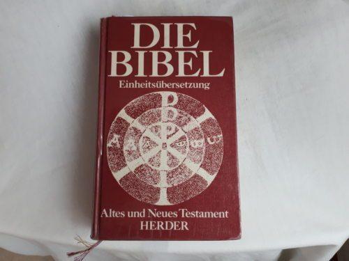 Abbildung eines Bibel-Buches (Foto: Fotoalfa_DoBo)