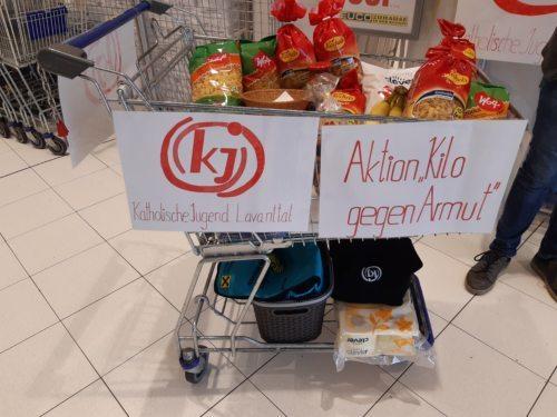 Aktion Kilo gegen Armut im Lavanttal (Foto: Verena Graf)