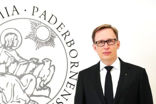 Univ. Prof. Dr. Stefan Kopp (Foto: Theologische Fakultät Paderborn)