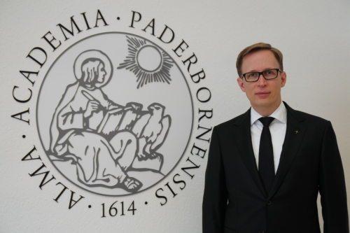 Der Kärntner Priester Univ.-Prof. Dr. Stefan Kopp ist der jüngste Leiter einer Hochschule in Deutschland. Foto: ThF-Pb