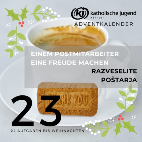 Tag 23 des KJ-Adventkalenders