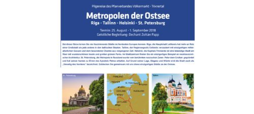 Pfarre Völkermarkt / Moser Reisen