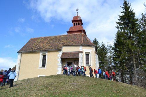 Filialkirche am Johannesberg (Foto: Stiftspfarre)