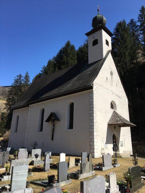 Pfarrkirche Leoben (© Pfarre Gmünd)