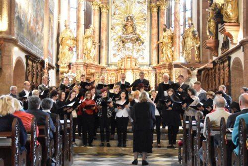Cerkveni pevski zbor Šturje slika: Rihter