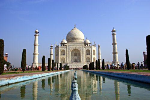 Taj Mahal © Katharina Wieland/pixelio