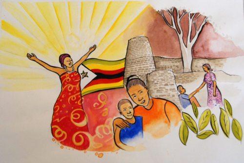 Nonhlanhla Mathe (Foto: www.weltgebetstag.at)