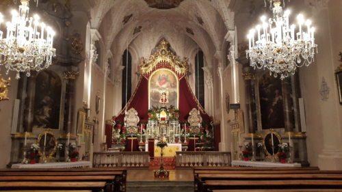 Die Basilika in Maria Luggau, Foto: Unterguggenberger Christian