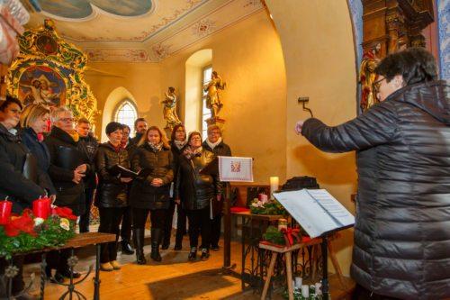 Singgemeinschaft Sörg Foto: Anton Wieser