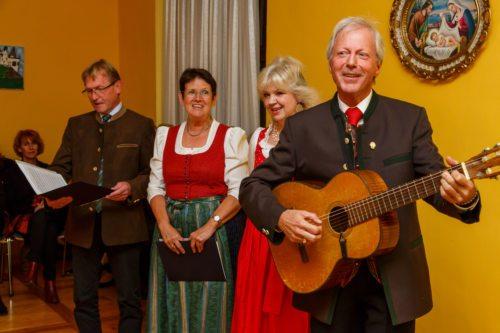 Ordi-Quartett Foto: Anton Wieser