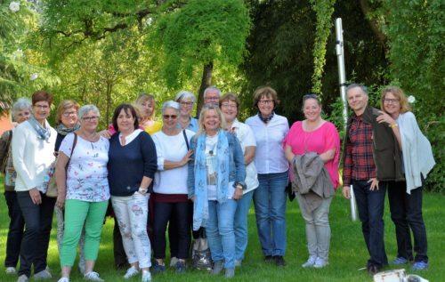 Unsere Gruppe in Buttrio (Farkas)
