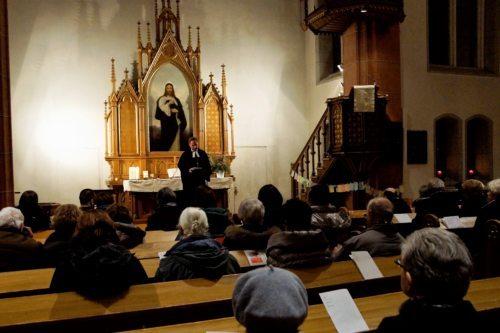 ökumenischer Gottesdienst, Foto: bvf