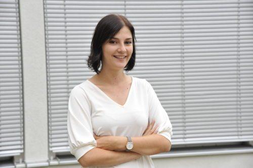 Anja Greiner (Foto: Nedelja)