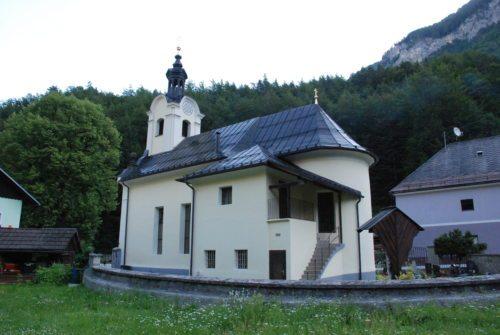 Kirche in Waidisch (Gotthardt)