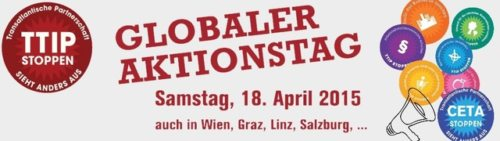 Globaler Aktionstag 2015 (© Foto: ttip-stoppen.at)