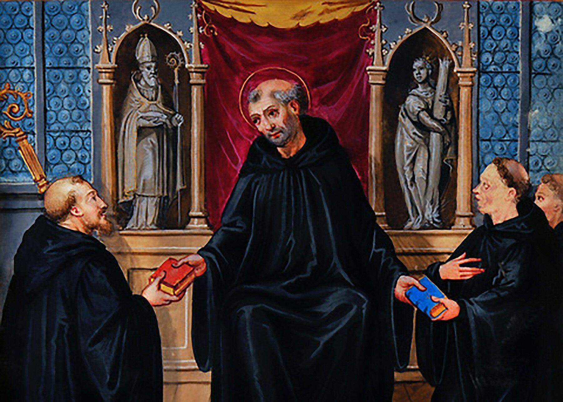Benediktinische Regel