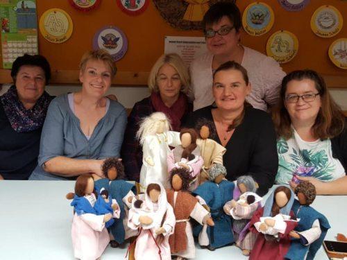Teilnehmerinnen des Workshops, Foto: Schatz