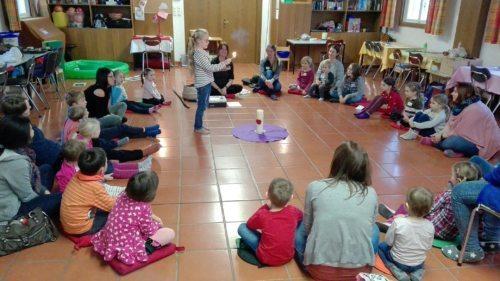 Advent Und Weihnachten Im Kindergarten.Eltern Und Kinder Erlebten Advent Und Weihnachten Mit Allen Sinnen
