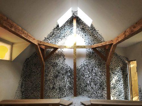 Die Kapelle des Japaners Terunobu Fujimori (Foto © KH Kronawetter)