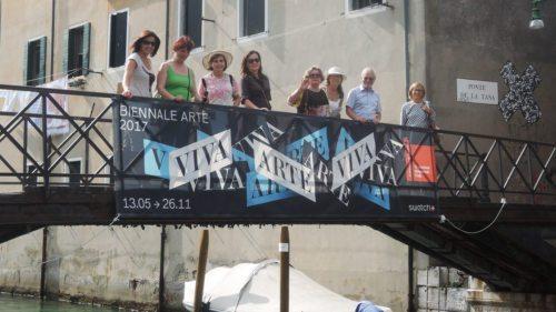 Besuch der 57. Kunst-Biennale in Venedig (© Foto: KH Kronawetter)
