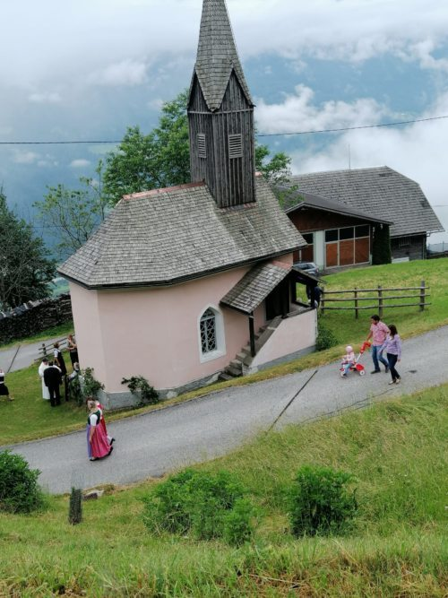 Kirche Rottenstein (C) Christa Marketz