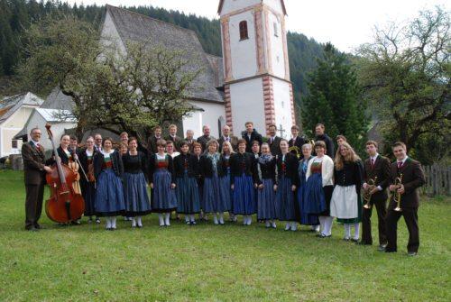 (© Foto: Kirchenchor Liesing)