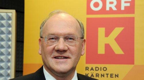 """Priester, Bischof, Mensch – In der ORF-Sendung """"Kaffee und Kuchen"""" erzählt Diözeanbischof Dr. Alois Schwarz, der am 14. Juni 2012 seinen 60. Geburtstag feiert, aus seinem Leben."""