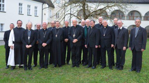 Die Österreichische Bischofskonferenz tagt in Michaelbeuern (Foto: kathpress / Wuthe)