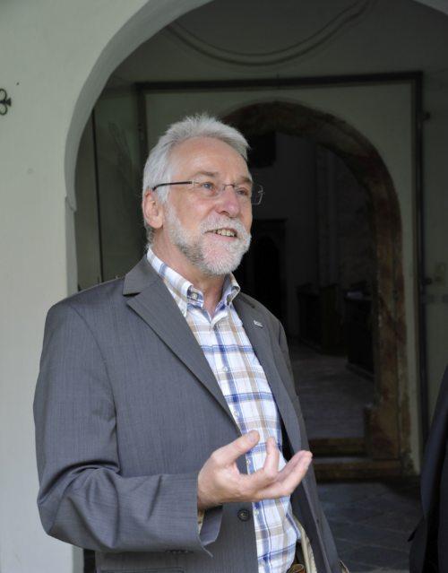 Caritasdirektor Dr. Josef Marketz (Foto: (© Vincenc Gotthardt)