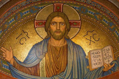 Christkönig, Christus als Weltherrscher (Quelle: Pixabay)