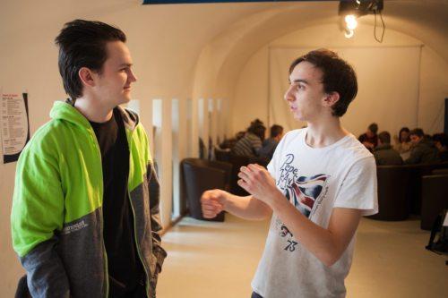 Civilnika Jakob in Dominik (KM)