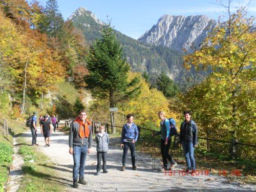 Na poti na Stari Ljubelj (Kelich)