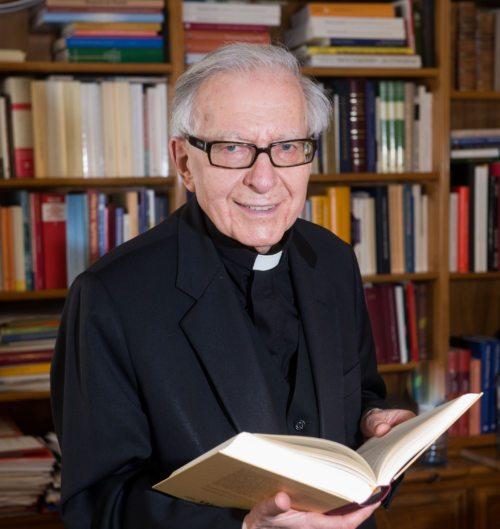 Bischofsvikar Dompropst Dr. Olaf Colerus-Geldern (24. 6. 1928 – 10. 9. 2016)  (© Foto: Pressestelle der Diözese Gurk)