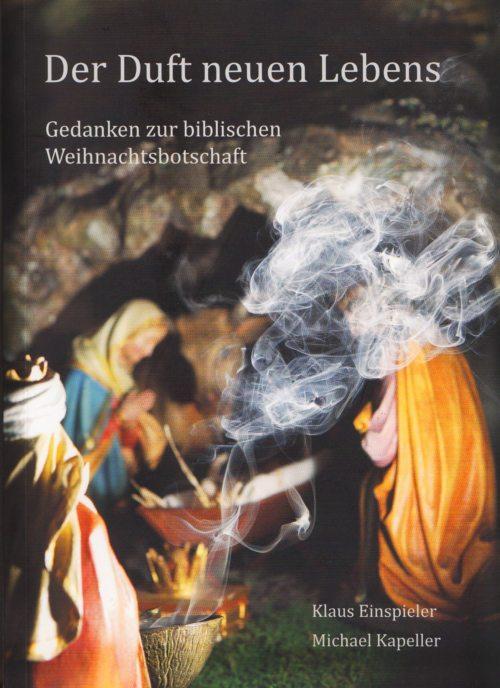 """Bild zum Eintrag '""""Der Duft neuen Lebens"""" – Spiritueller Begleiter durch den Advent und die Weihnachtszeit erschienen '"""