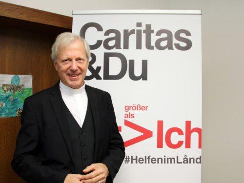 Diözeanadministrator Engelbert Guggenberger (Foto: Caritas Kärnten)