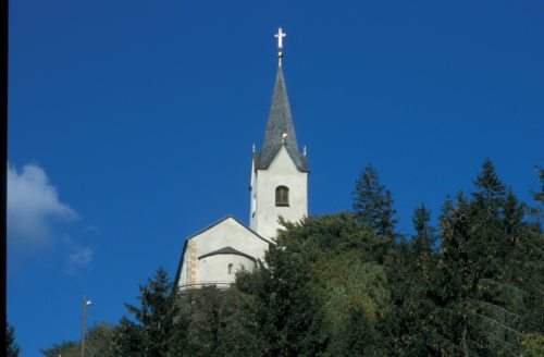 St. Georg am Danielsberg (© Foto: Saupper R.)