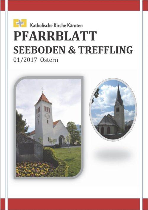 Pfarrblatt Seeboden & Treffling (© Foto: Pfarrblattteam)