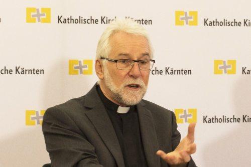Msgr. Josef Marketz, designierter Gurker Bischof (Foto: KH Kronawetter)