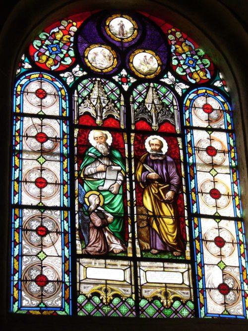 Die Bibel in bunten Bildern - auch für Kinder verständlich. (© Foto: wikipedia-commons/heilford)