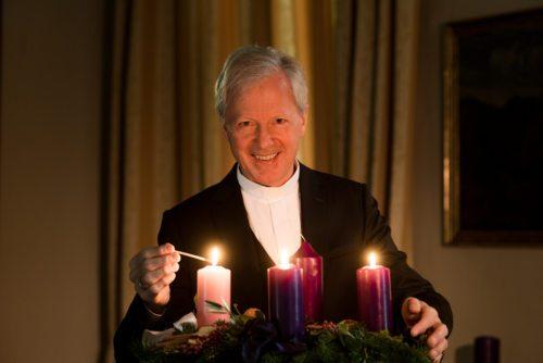 Diözesanadministrator leitet im Advent mehrere liturgische Feiern. Foto:  Pressestelle/Neumüller