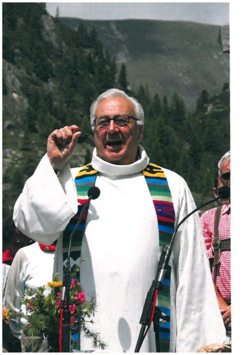 In memoriam Msgr. Dr. Andreas Kajznik (© Foto: pfarre)